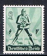 ALLEMAGNE EMPIRE 669** ET 669° - Deutschland