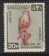 ARABIE SAOUDITE - PA N°94 * (1968) Faucon - Arabie Saoudite