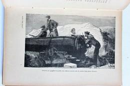 Livre 1885 Souvenirs D'un Soldat Louis Lande Faguet Les Fusiliers Marins Siège De Paris Légion La Hacienda De Camaron - Books