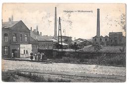 Anvers Antwerpen Hoboken Wolkammerij Neyrinck Bon état 1910 - Antwerpen