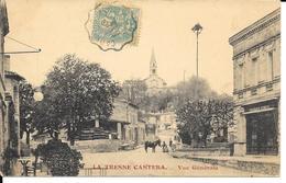 LATRESNE Castéra Vue Générale - France