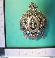 Juw 006 -  Décoration Pour Foulard - Versiering Voor Sjaal - - Bijoux & Horlogerie