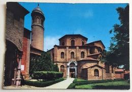 Ravenna - Tempio Di San Vitale Viaggiata F.grande - Ravenna