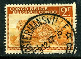 Congo Belge COB 260 ° Costermansville - 1923-44: Used