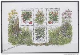 Slovakia - Slovaquie 2000 Yvert 327-29 Nature, Fruits - MNH - Eslovaquia