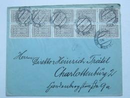 1924 , WIEN - Esperantokongress , Klarer Sonderstempel Auf Brief - 1918-1945 1. Republik