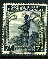 Congo Belge COB 265 ° Elisabethville - 1923-44: Used