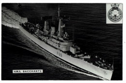 H.M.S Baccante - Warships