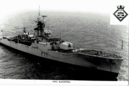 H.M.S Blackpool - Warships