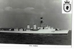 H.M.S Nubian - Guerra