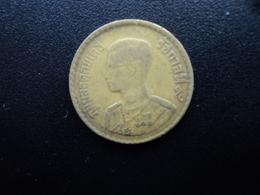 THAILANDE : 50 SATANG   2500 (1957)   Y 81     TB+ / TTB - Thaïlande