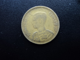 THAILANDE : 50 SATANG   2500 (1957)   Y 81     TB+ / TTB - Thailand
