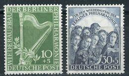 Nr. 72 - 73 Ungebraucht Berliner Philharmonie - Berlin (West)