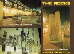 1 AK Australien * Sydney - The Historic Rocks Area * - Sydney