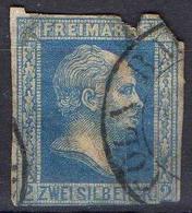 ALLEMAGNE ! Timbre Ancien De PRUSSE De 1858 N°12 - Prusse