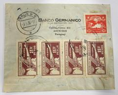 Paraguay 275-287+Aéreo 9(4)-62 - Paraguay