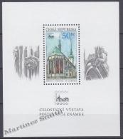 Czech Republic - Tcheque 2000 Yvert BF 8 - Brno 2000 - Philatelic National Exhibition- MNH - Tchéquie