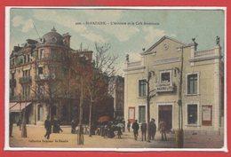 44 - SAINT NAZAIRE --  L'Athénée Et La Café Américain - Saint Nazaire