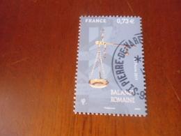 OBLITERATION RONDE  SUR TIMBRE GOMME ORIGINE YVERT N° 5191 - France