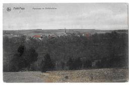 Petit Fays Panorama De Bellefontaine Colorisée 1913 édition Lambert Dury - Bièvre