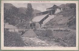 CPA - ARIEGE - SAINT GIRONAIS - VALLÉE D'USTOU - EXPLOITATION DES MINES DE ZINC ET PLOMB ARGENTIFERE - Labouche / 247 - Autres Communes
