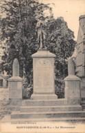 35 - Ille Et Vilaine / 10177 - Montautour - Le Monument - Other Municipalities