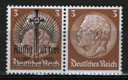 Sudetenland Assig 1938 **/MNH VF - Sudeti