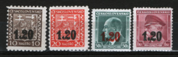 Sudetenland 1938 4 Val. **/MNH VF/F - Sudetes