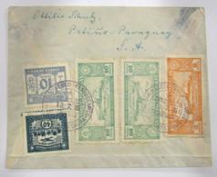 Paraguay 302-5(2)+Aéreo 40-69(2)-73-5 - Paraguay