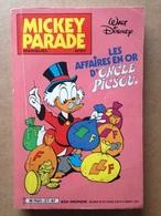 Disney - Mickey Parade - Année 1982 - N°27 - Mickey Parade