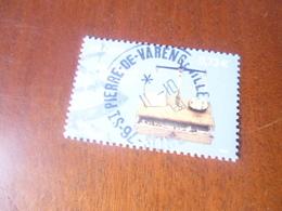 OBLITERATION RONDE  SUR TIMBRE GOMME ORIGINE YVERT N° 5195 - France