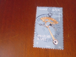 OBLITERATION RONDE  SUR TIMBRE GOMME ORIGINE YVERT N° 5196 - France