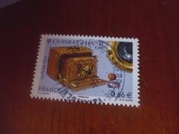 OBLITERATION RONDE  SUR TIMBRE GOMME ORIGINE YVERT N° 4920 - France