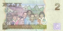 FIJI P. 109b 2 D 2007 UNC - Fidji