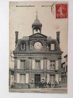 Sermaize-Les-Bains - Hôtel De Ville - Sermaize-les-Bains