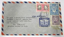 Paraguay 315-54A-75+Aéreo 96-104 - Paraguay
