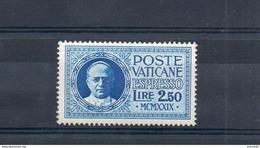 Vatican. Exprès. 2.50l. 1929 - Exprès