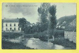* Moha (Wanze - Liège - La Wallonie) * (SBP, Nr 9) Vue Sur La Méhaigne, Prise Du Pont, Canal, TOP, Unique, Rare, Quai - Wanze