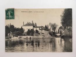 Sermaize-les-Bains - Les Bords De La Saulx - Sermaize-les-Bains