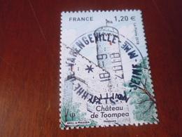OBLITERATION RONDE  SUR TIMBRE GOMME ORIGINE YVERT N° 5214 - France