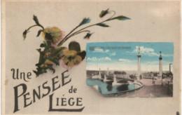 LIèGE  Une Pensée De Liège. - Liege