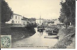 LANGOIRAN Un Coin Du Tourne - France