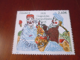 OBLITERATION RONDE  SUR TIMBRE GOMME ORIGINE YVERT N° 5217 - France