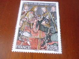 OBLITERATION RONDE  SUR TIMBRE GOMME ORIGINE YVERT N° 5236 - France