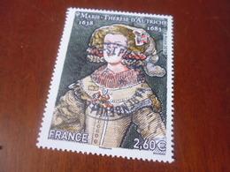 OBLITERATION RONDE  SUR TIMBRE GOMME ORIGINE YVERT N° 5237 - France