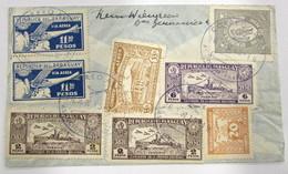 Paraguay 354+Aéreo 38(2)-74(2)-90(2)-92-94(2) - Paraguay