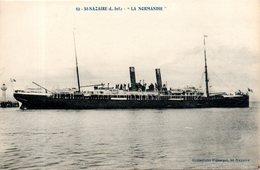 """44. Saint Nazaire. """"la Normandie"""" - Saint Nazaire"""