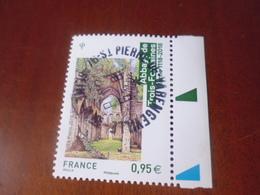 OBLITERATION RONDE  SUR TIMBRE GOMME ORIGINE YVERT N° 5242 - France