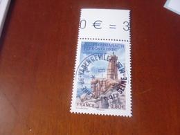 OBLITERATION RONDE  SUR TIMBRE GOMME ORIGINE YVERT N° 5244 - France