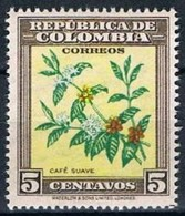 Colombia, Flores, MNH - Colombia